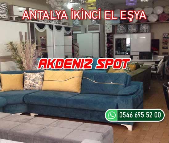 Antalya İkinci El Eşya