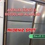 Antalya İkinci El Buzdolabı Alanlar