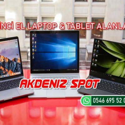 Antalya İkinci El Laptop Alanlar
